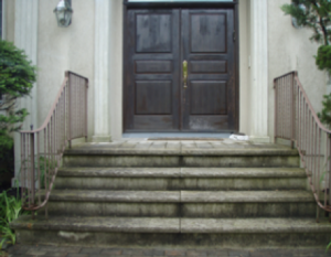 concrete stairs cleaning manchester
