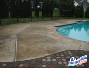 ocean county concrete cleaning