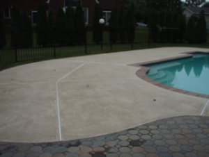 west long branch concrete cleaning