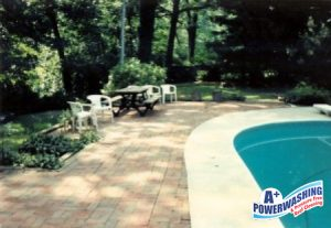 pavers cleaning company monmouth