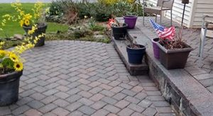 pavers cleaning and restoration