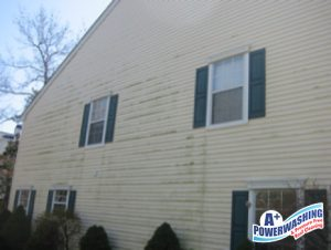 aluminum siding cleaning monmouth