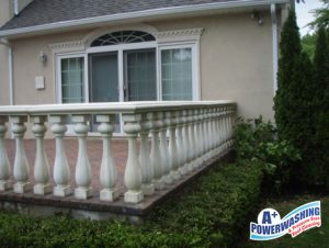 ocean county stucco cleaning