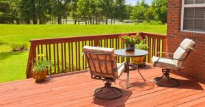 How to Wash a Deck and a Fence